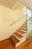 Modern architecture, interior, staircase Stock Photo
