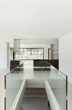 Modern architecture, kitchen view Stock Photo