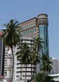 Modern architecture in Kuala Lumpur Royalty Free Stock Photography
