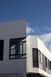 Modern architecture in Lanzarote Stock Photography