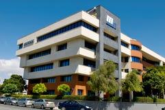 Modern architecture - Limassol, Cyprus Royalty Free Stock Photos