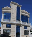 Modern architecture - Limassol, Cyprus Royalty Free Stock Photography