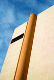 Modern architecture in Miami Florida Royalty Free Stock Image