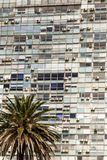 Modern Architecture in Montevideo - Uruguay Stock Images