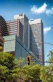 Modern Architecture(Montreal) Stock Photos