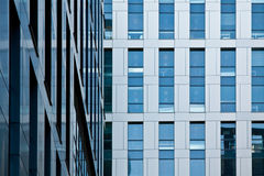 Modern architecture office building Royalty Free Stock Photos