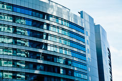 Modern architecture office building Royalty Free Stock Photography