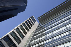 Modern architecture office building Stock Images