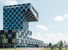 Modern architecture office building in Rotterdam Royalty Free Stock Image