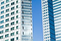 Modern architecture office buildings Stock Photo