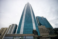 Modern architecture in Panama City Stock Photos