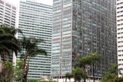 Modern Architecture in Rio de Janeiro Stock Photos