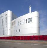 Modern architecture in rotterdam Stock Photos