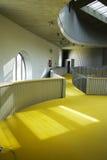 Modern architecture scene. Inspiring modern architecture scene clean lines and modern Stock Photo
