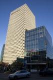 Modern architecture Seoul Korea Stock Images
