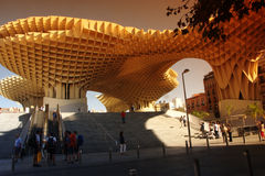 Modern architecture in Seville 20 Royalty Free Stock Photography