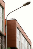 Modern architecture. Social housing. Nakhabino. Suburbs of Moscow Russia Stock Image