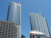 Modern Architecture Sydney Royalty Free Stock Photography