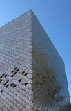 Modern architecture texture background perspective Royalty Free Stock Photo