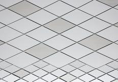 Modern architecture tile facade detail. S Stock Photos