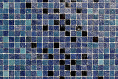Modern architecture tile texture background Stock Photography