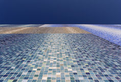 Modern architecture tile texture background Stock Photo