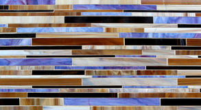 Modern architecture tile texture background Stock Images