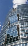 Modern architecture from vienna Stock Photo