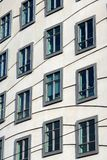 Modern architecture - windows Stock Images