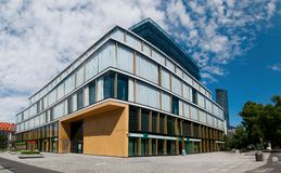 Modern Architecture, Wroclaw Stock Image