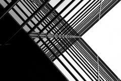 Modern Architecture X Stock Image