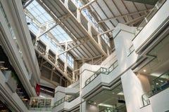 Modern architectuurbinnenland Stock Fotografie