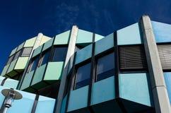 Modern architecutre Arkivbild