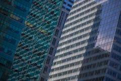 Modern arkitektonisk textur Royaltyfri Bild