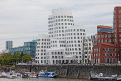 Modern arkitektur Arkivfoto