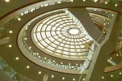 Modern arkitektur. Arkivbild