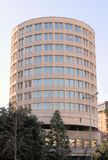 Modern arkitektur arkivbild