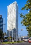 Modern arkitektur av Barcelona Royaltyfri Fotografi