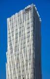 Modern arkitektur av Barcelona Arkivfoton