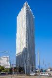 Modern arkitektur av Barcelona Royaltyfri Foto