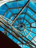 modern arkitektur designmetall royaltyfri fotografi