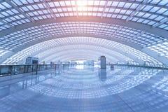 Modern arkitektur för Peking Arkivbild