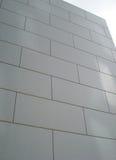 Modern arkitektur. Fasad. Detalj. Arkivfoton