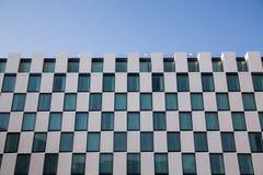 Modern arkitektur i Dublin, Irland Arkivfoton