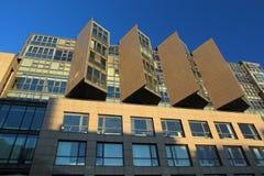 Modern arkitektur i Oslo Royaltyfri Foto