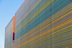 Modern arkitektur i Spanien Arkivfoton