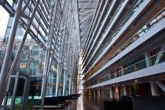 modern arkitekturaffär Royaltyfri Foto