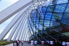 modern arkitekturbyggnad Royaltyfri Fotografi