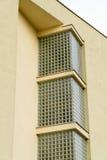 modern arkitekturdetalj Royaltyfria Foton