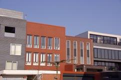 modern arkitekturstad Royaltyfri Foto